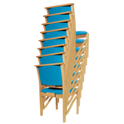 Wooden Framed Chairs
