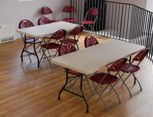 The difference between Lightweight Folding Tables and Premium Lightweight Folding Tables
