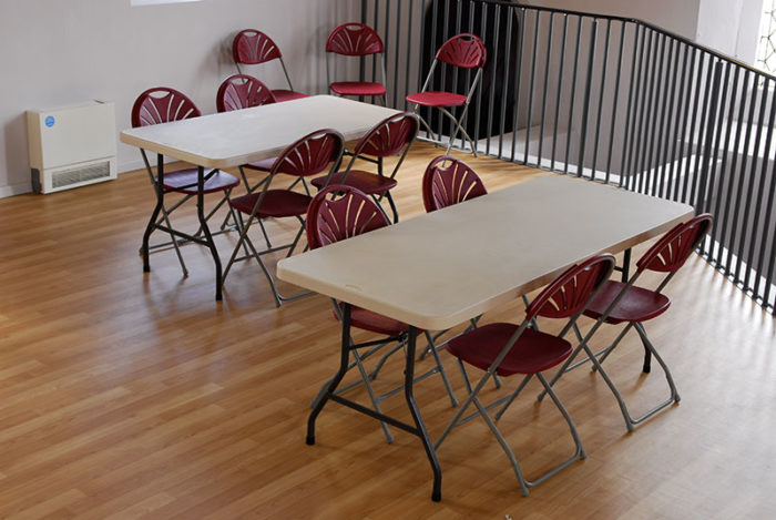 Lightweight Folding Tables