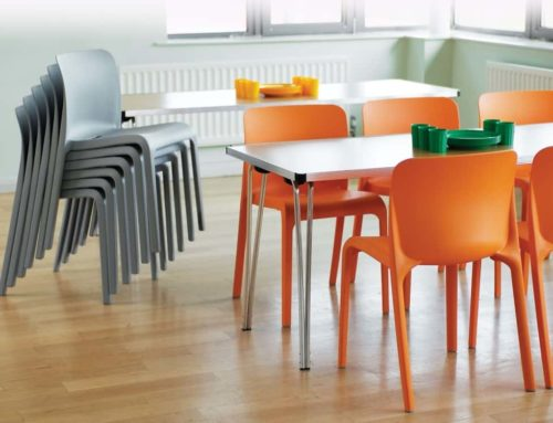 Easy-to-clean chairs for NHS + Discount