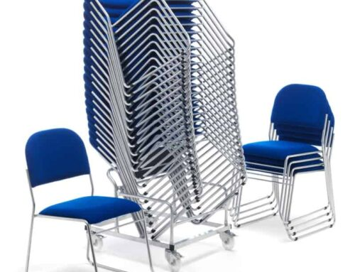 Urban Lightweight Stacking Chair Special Offer