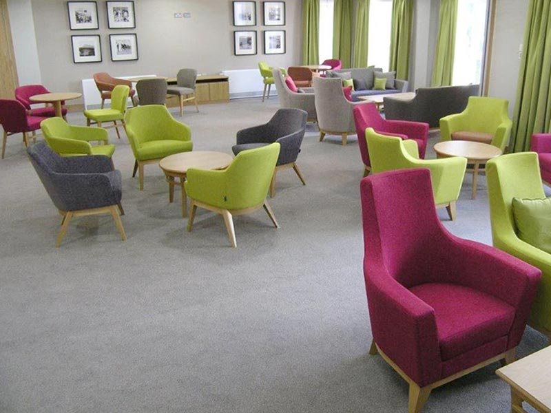 Carehome & Lounge Furniture