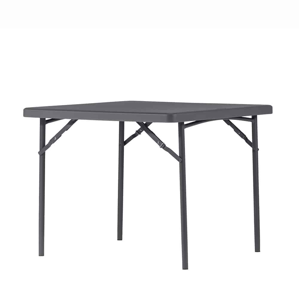 3ft Square Lightweight Folding Table Rosehill Furnishings