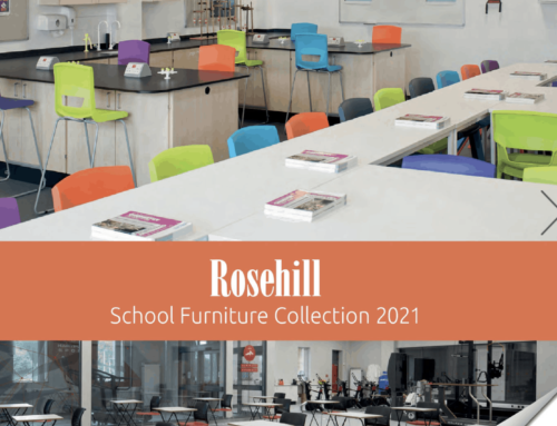 Rosehill's Front Cover on Education Today Magazine