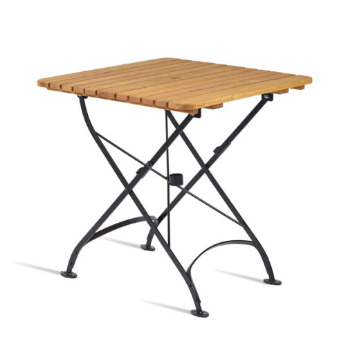 Arch Square Folding Table