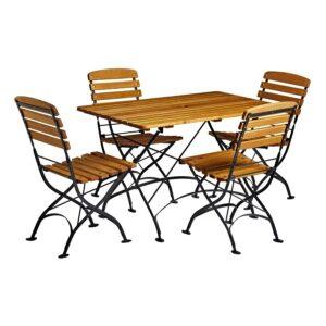 Arch Rectangular Dining Set
