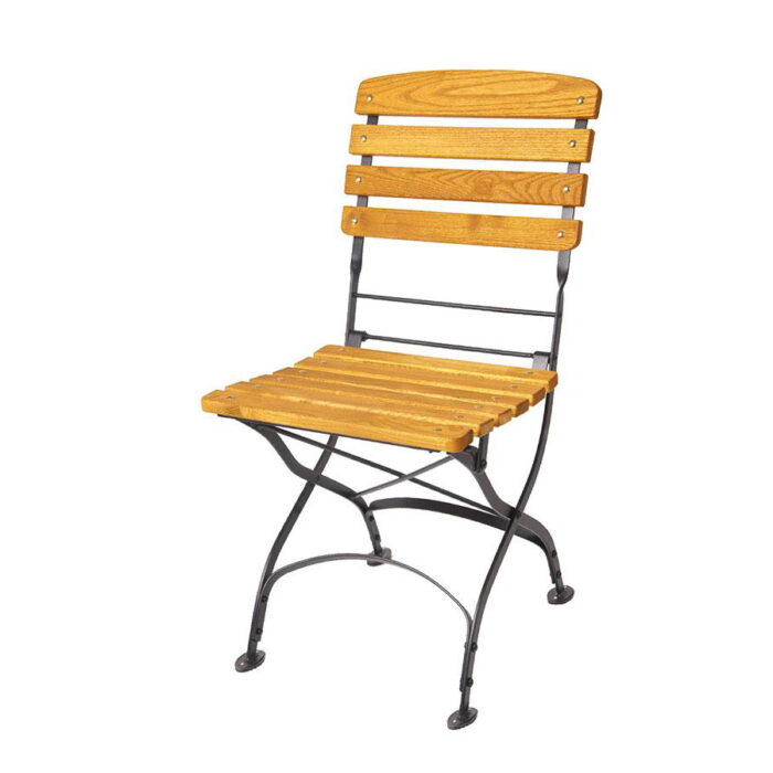 Arch Folding Side Chair