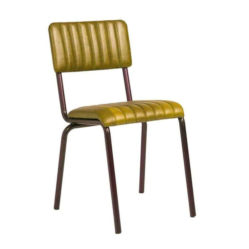 Vintage Gold CORE Side Chair – ZA.1481C