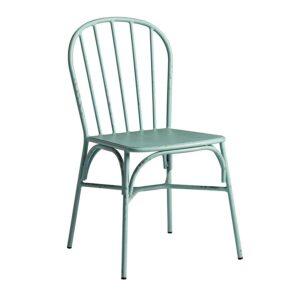 Denver Side Chair Light Blue