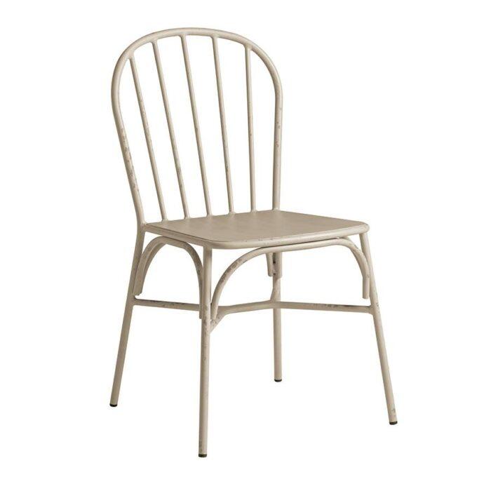 Denver Side Chair White