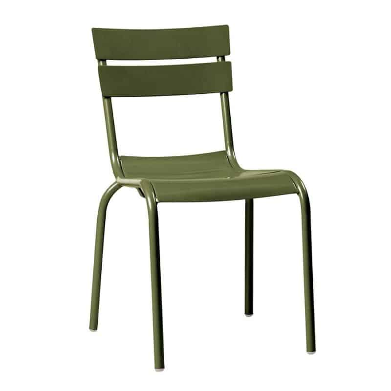 Marlow Side Chair Olive Green