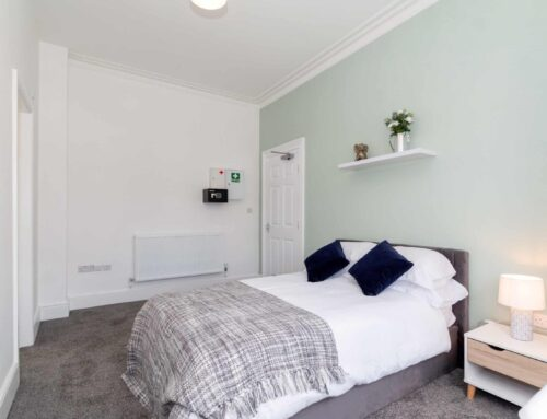 Recently Furnished HMO Property