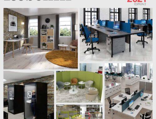 Office Furniture Brochure Update