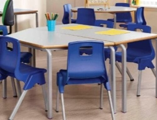 New Products online: Metalliform School & Education Furniture at Rosehill